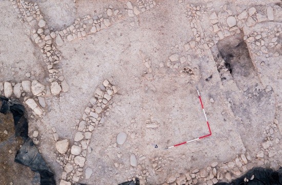 New mysterious findings in excavations at Kissonerga-Skalia of Paphos, Cyprus