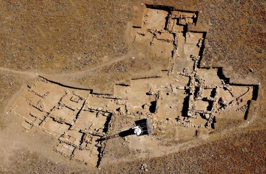 Murex shells and  treasures discovered from flourishing Minoan-era settlement on Crete