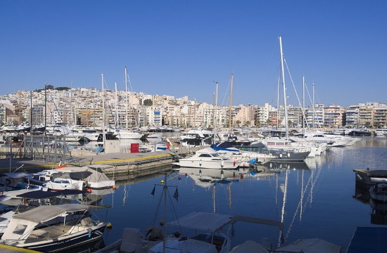 Qatar's traditional sailboat 'Al Mubaraki' to dock at Piraeus Marina Zeas on Wednesday