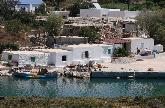 Latest welfare handout to low-income households on smaller Aegean islands