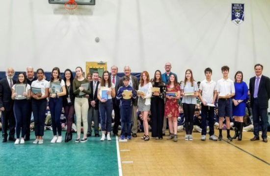 International Greek Language Day marked at Socrates Academy in US