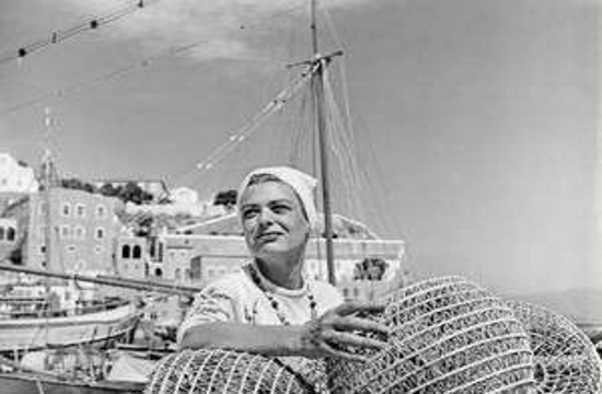 Melina Mercouri honored with commemorative events across Greece in 2020