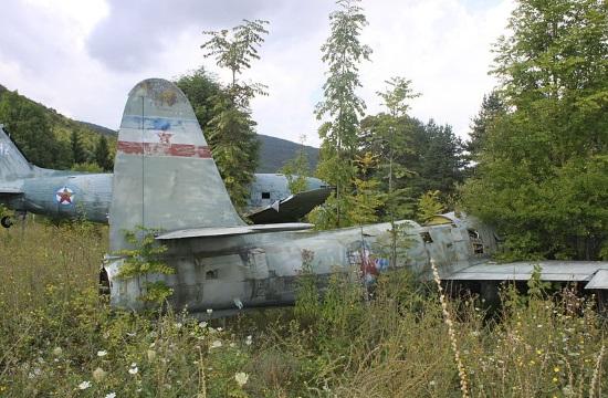 Exploring abandoned Željava Air Base between Croatia and Bosnia