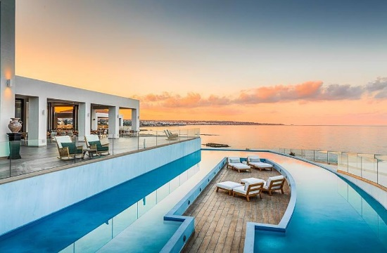 Luxurious Abaton Island hotel in Hersonissos to open on April 20th