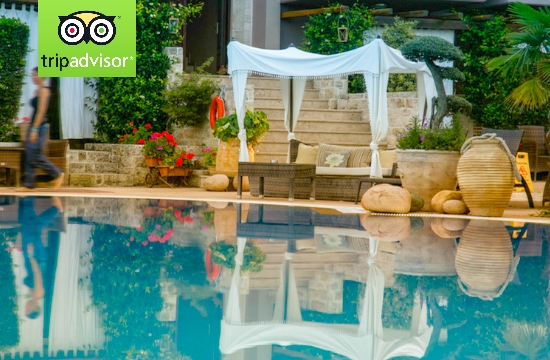 Greek hotels 2016: International distinctions at TripAdvisor awards - all the winners
