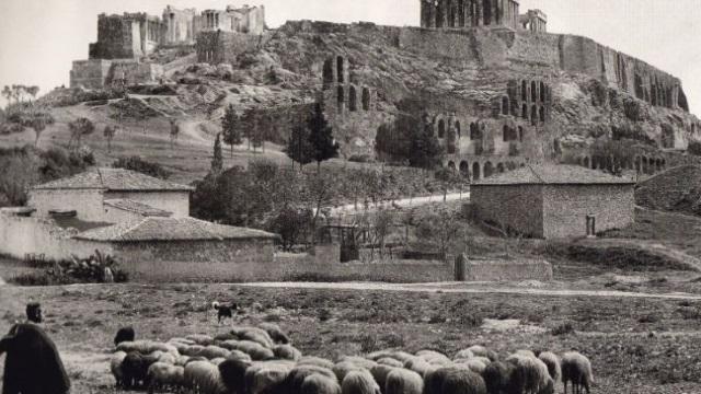 Beautiful rare 1900-1930 photos of Greece by Fred Boissonas