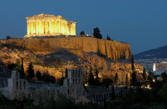 Diplomats representing ancient civilizations meet in Athens