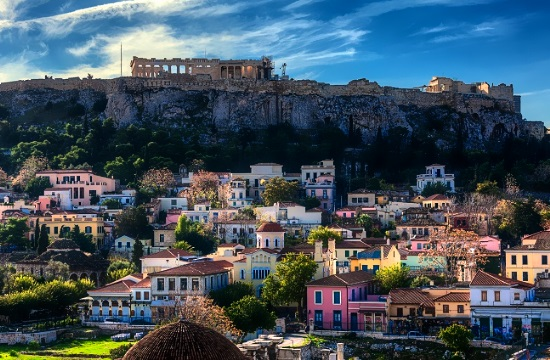 Athens' Acropolis among 29 most photographed sites on Instagram