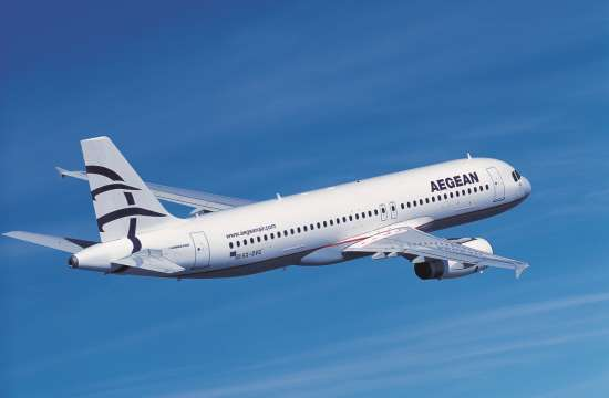 Aegean Airways among 10 most punctual European airlines