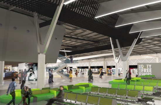 Tornos News Thessaloniki International Airport S New
