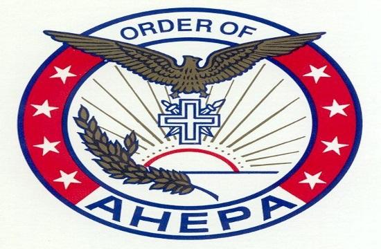 Archbishop of America Elpidophoros meets with AHEPA leadership