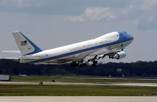 'Active shooter' report at  Air Force One Andrews base was false alarm