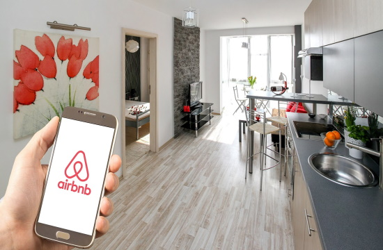 Infographic: Short-term rentals shrink due to travel restrictions