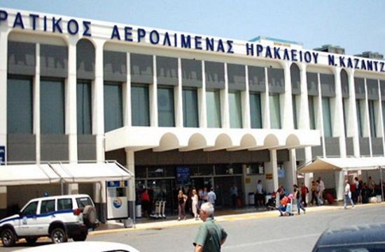 Only one offer submitted for new Iraklio airport project in Crete