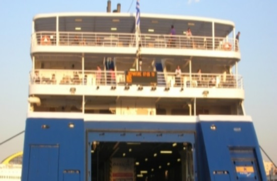 No ferry service in Greece next Tuesday due to 24h strike