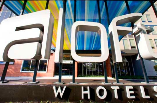 First voice-activated hotel rooms unveiled by Starwood's Aloft