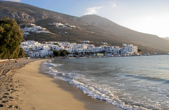 National Geographic: The nun who built an oasis on the Greek island of Amorgos