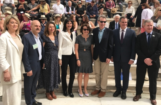 Greece celebrated during opening ceremony of ASTA Destination EXPO 2018 in Athens