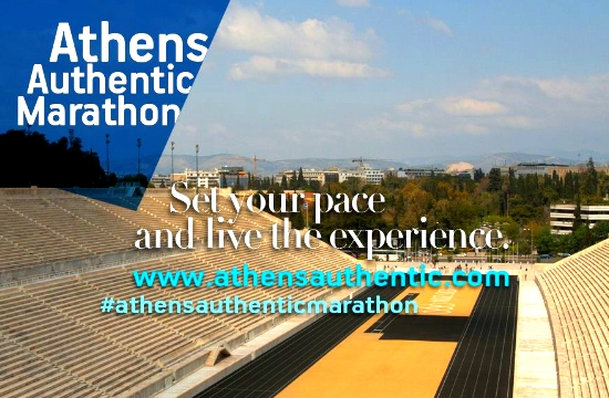 18,500 runners from 101 countries to take part in the Authentic Greek Marathon