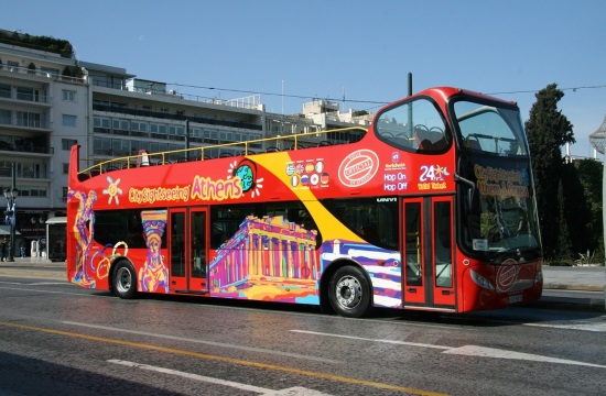 Double-decker buses and 500 new single-deckers to cover needs in Athens