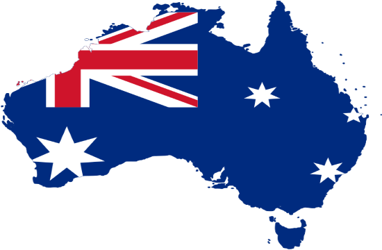 Conspiracy theory by Swedish Facebook personality: Australia doesn't exist!