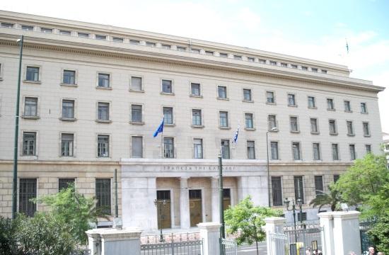 Greek current account balance: 1 billion euros surplus in September