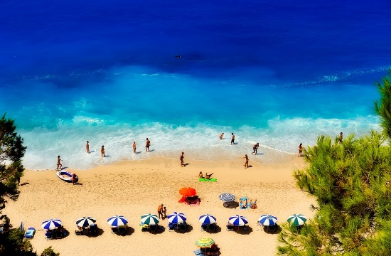 OECD: Greece among top-10 global powers in international tourist arrivals