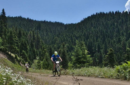 Greek government aims at the dynamic development of cycling tourism