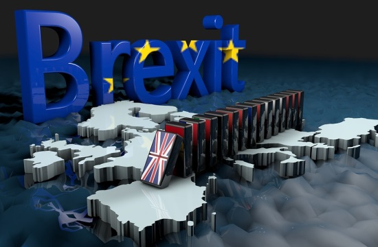 AP: UK and EU reach outline Brexit deal which still needs ratification