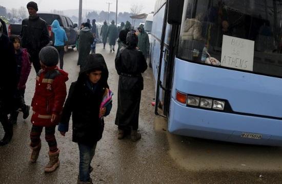 1,500 refugee children to begin school in Greece on October 10