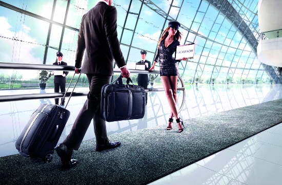Global Business Travel to reach $1.6 trillion by 2020 - Sharing Economy up by 56%