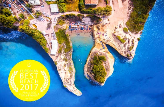 European Best Destinations: Five Greek beaches among Europe's top-15 in 2017
