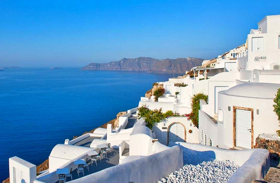 Condé Nast Traveler Readers' Choice 2016 Awards: 3 Greek islands and 4 Greek hotels voted among the best in the world