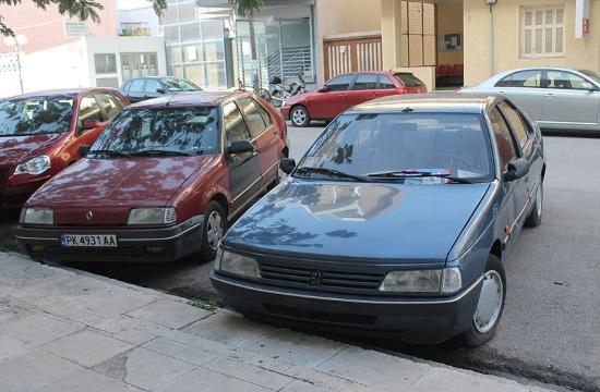 Greek car registrations increase by 28.3% in July