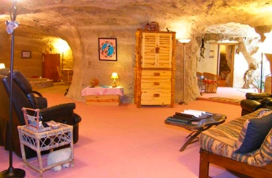 underground cave home. The world s top 10 underground hotels Tornos News