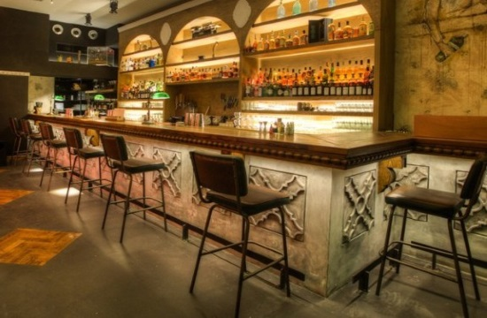 Drinks International: Two Athens bars among top-50 in the world