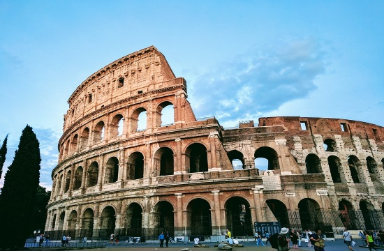 Tourist from India tries to steal brick from Rome's Colosseum and escapes
