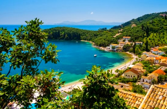Tourism traffic to Ionian islands in Greece gains momentum this year