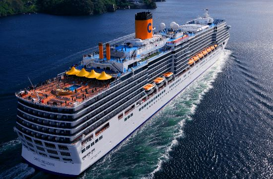 Costa Cruises will resume its operation to Greece on December 26