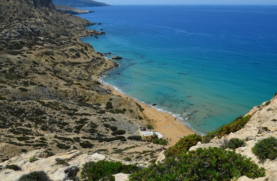 Travel report: The wild, unknown beaches of Crete island in Greece