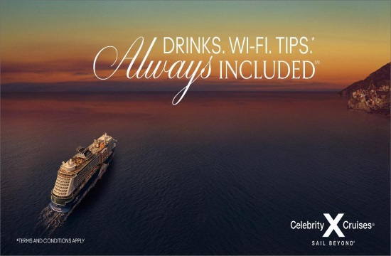 """Celebrity Cruises unveils new luxury brand approach: """"Always Included"""""""
