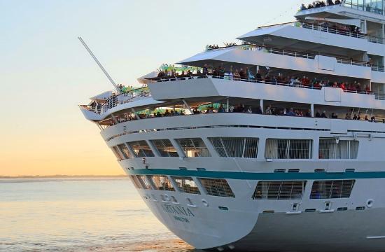 Despite coronavirus concerns, Greece allows cruise ships not coming yet