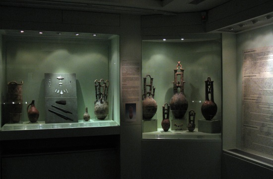 Man arrested for possession of rare antiquities in Greece