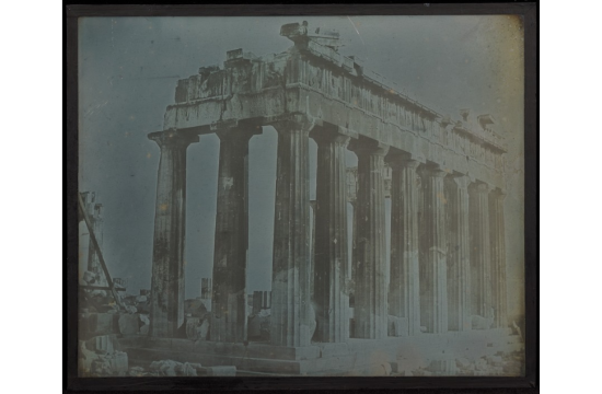 Earliest photos of Greece exhibited in New York City show