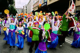 Patra Carnival in Peloponnese of Greece sets its eye on world record