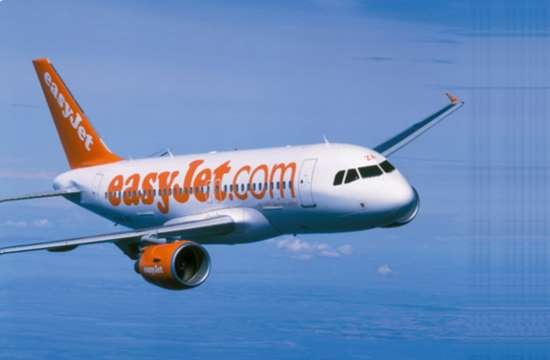 EasyJet to use other airports for Thessaloniki flights until December 21