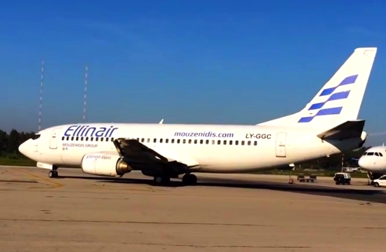 Ellinair to link Athens with Greek island of Rhodes three days a week