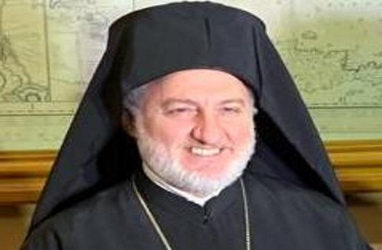 Archbishop of America presides over Three Hierarchs Divine Liturgy and Celebration