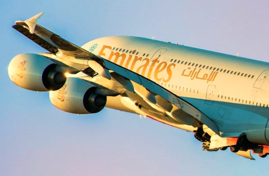 Emirates: Business class offers on flights from Athens