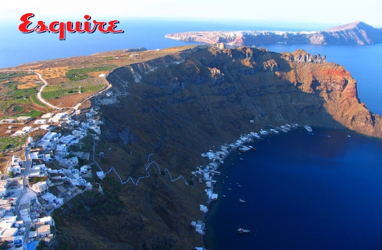 Esquire: Santorini among 26 expensive destinations with low off season prices